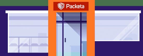 Toret Packeta - Store