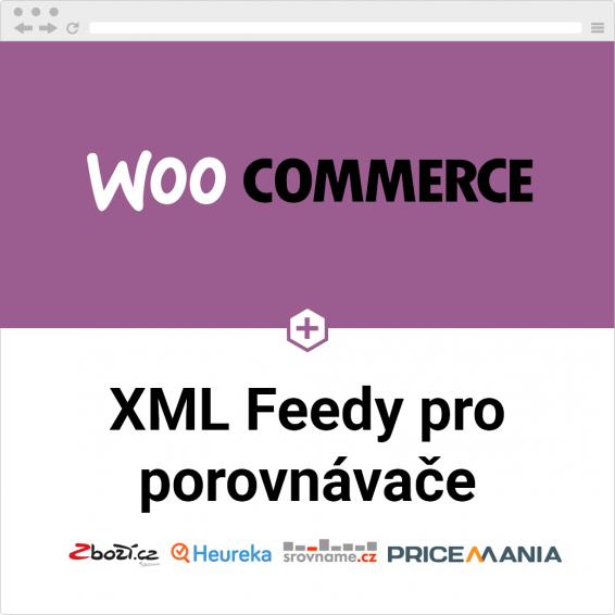 WooCommerce plugin pro generování XML feedů pro porovnávače zboží