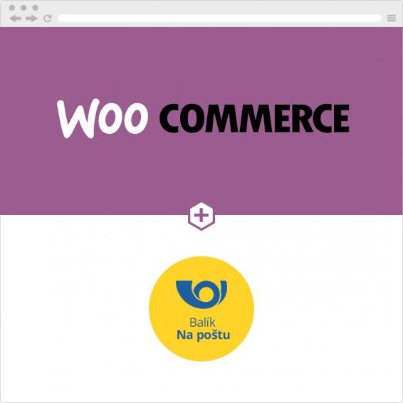 Propojení WooCommerce e-shopu a služby Balík na Poštu
