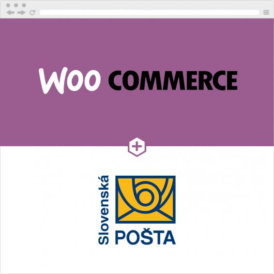 Propojení WooCommerce e-shopu a služby Balík na SK Poštu