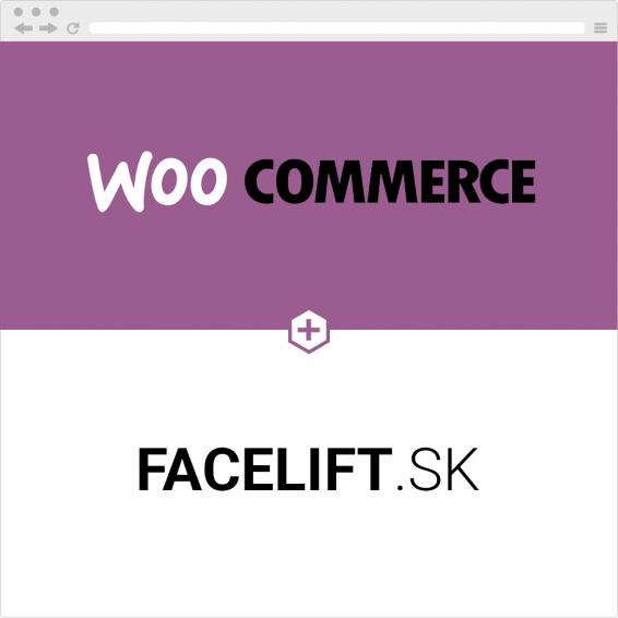 WordPress plugin Facelift sk