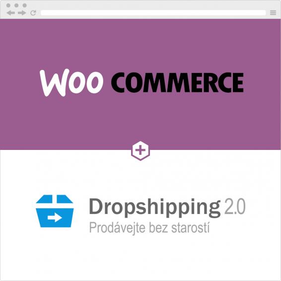 Propojení WooCommerce e-shopu a služby Dropshipping.cz